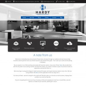Hardy Business Accountants